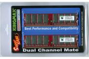 DDR __1 GB 400MHz CL2.5 DUAL PACK KINGMAX